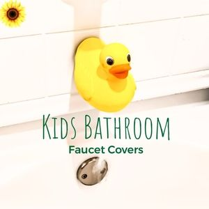 Cute Duck Faucet Cover 🦆